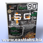 Whey Isolate ISO 90% Protein - Extrifit -