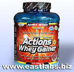 Actions Whey Gainer -